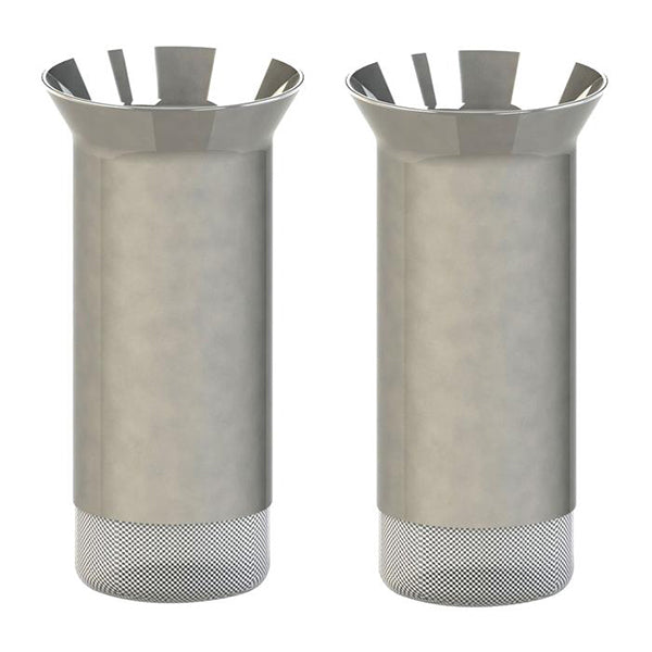 Pinnacle Replacement Bullet Screens (2-Pack) Namaste Technology NZ