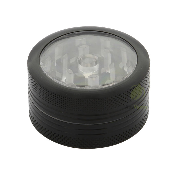 Aluminium Clear Top Grinder 40mm - 2 pc.