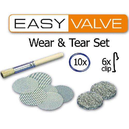 Volcano Easy Valve Wear and Tear Set