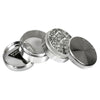 Space Case Four Piece Magnetic Grinder New Zealand