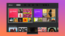 Samsung integra Apple Music en sus Smart TVs