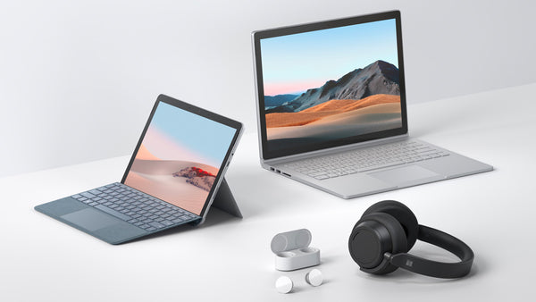 Microsoft introduce el Surface Go 2, Surface Book 3 y nuevos accesorios