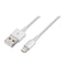 Argom Cable Lightning | 3 pies | Blanco