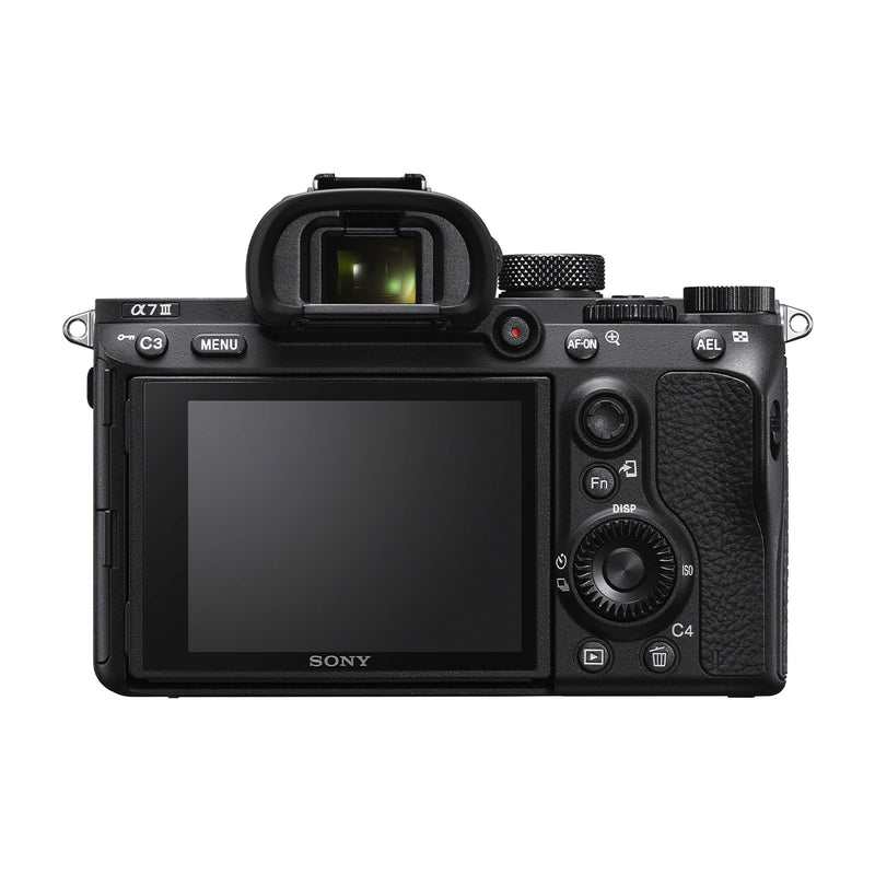 Sony a7 III Alpha Cámara Digital Mirrorless Body | ILCE7M3 | Full Frame