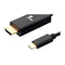 XTech Cable USB Tipo C a HDMI Macho