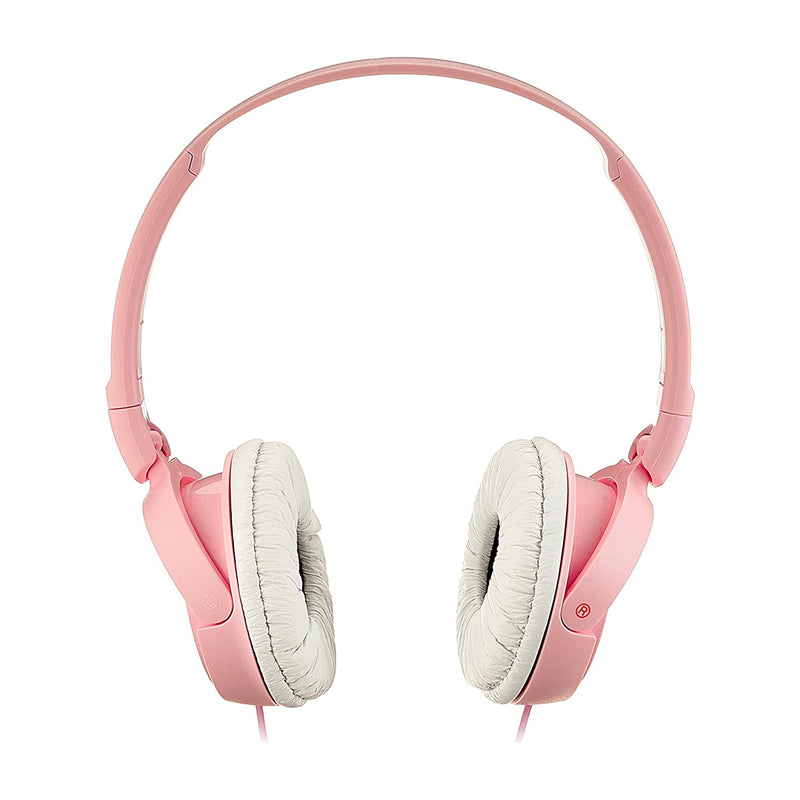 Sony MDR-ZX110 Audífonos On-Ear de Cable | Rosado