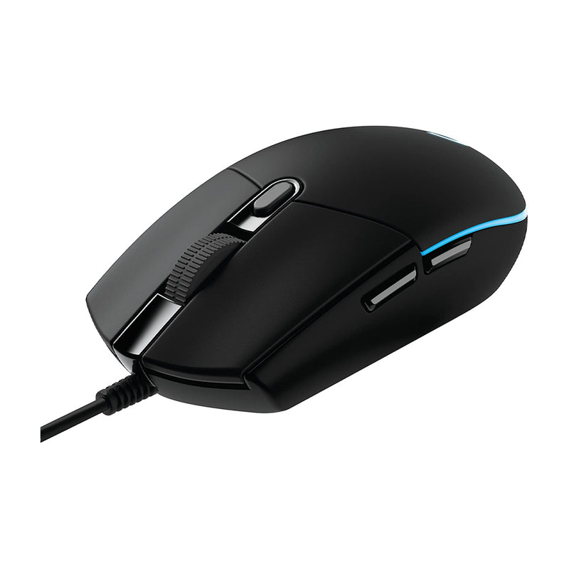 Logitech G203 Lightsync Mouse Gaming de Cable | RGB | 8000 DPI | Negro