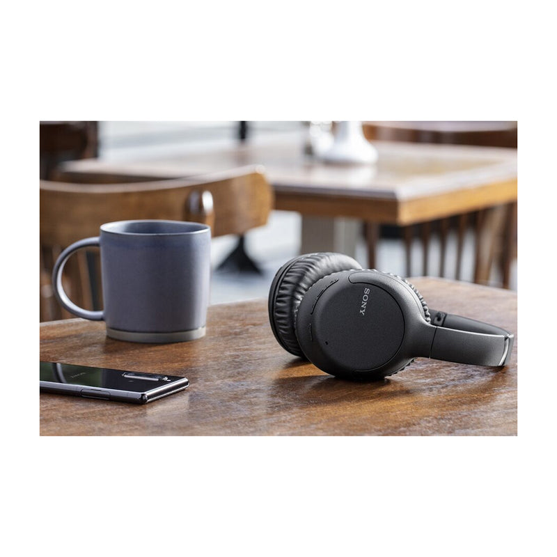 Sony WH-CH710N Audífonos Inalámbricos Bluetooth Over-Ear | Noise Cancelling | Negro