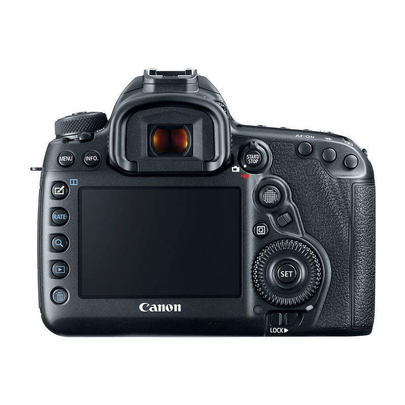 Canon EOS 5D Mark IV Cámara DSLR Body | Full Frame