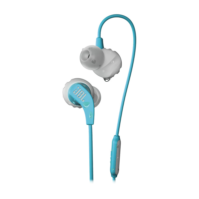 JBL Endurance RUN Wired Audífonos de Cable Deportivos | Teal
