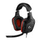 Logitech G332 Headset Gaming Audífonos Over-Ear de Cable | Negro/Rojo