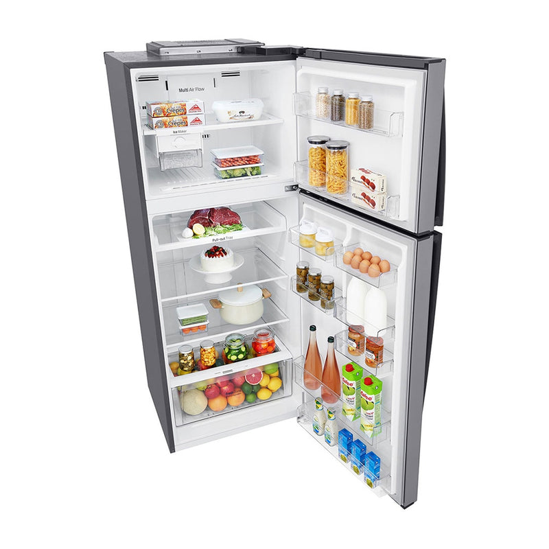 LG Refrigeradora Top Freezer Smart Inverter | Multi Air Flow | Linear Cooling | Door Cooling + | 17p3