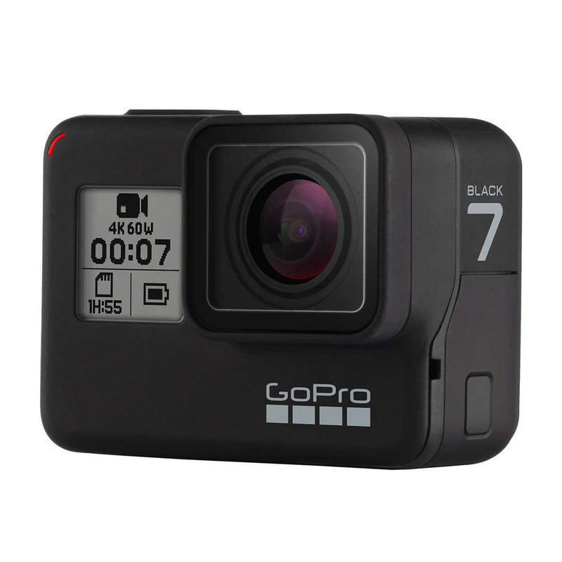 GoPro HERO 7 Black Cámara Special Bundle Combo | Shorty, 32GB SD y Batería Adicional