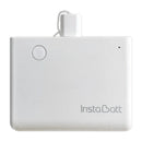 InstaBatt Power Bank Batería Portátil para iPhone | 1200Mah | Blanco