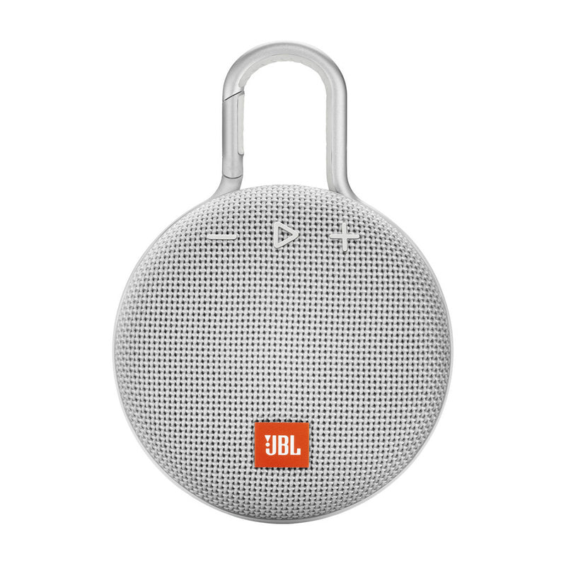 JBL Clip 3 Bocina Portátil Bluetooth Waterproof | Blanco
