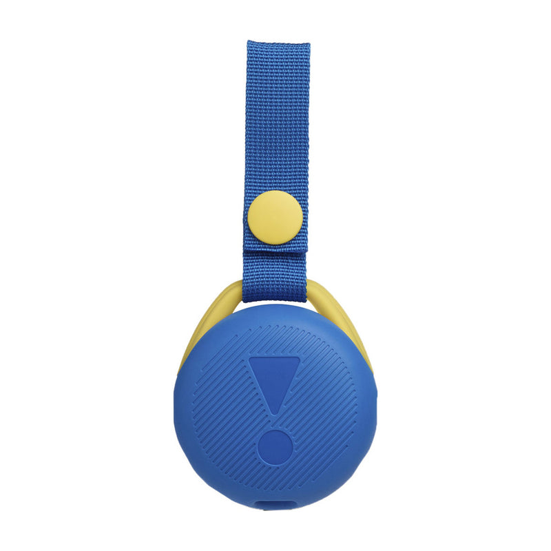JBL Jr Pop Bocina Portátil Bluetooth Waterproof | Luces | Azul