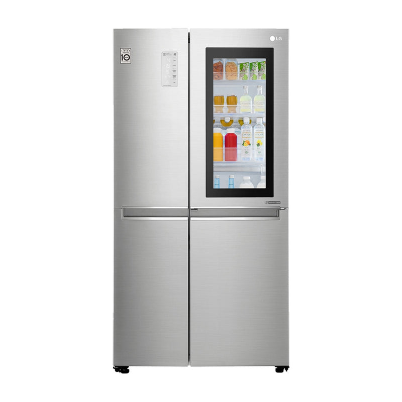 LG Refrigeradora Side By Side Instaview Door In Door Inverter Linear | Smart ThinQ | 22p3