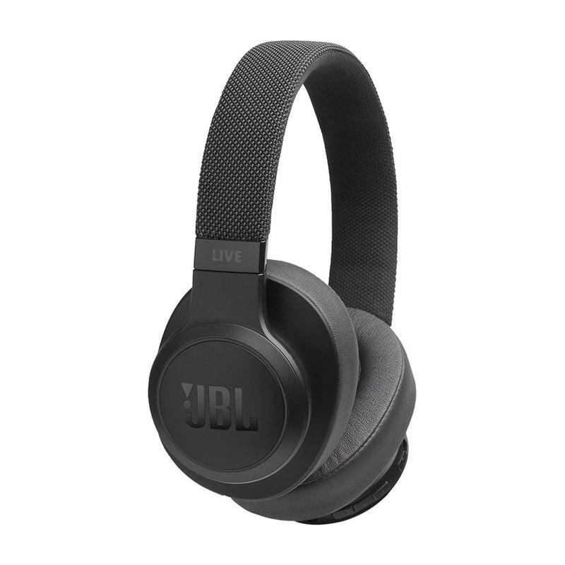 JBL LIVE 500BT Wireless Audífonos Inalámbricos Bluetooth Over-Ear | Negro