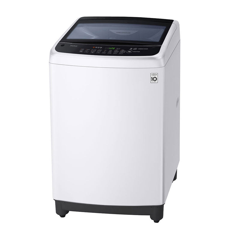 LG Lavadora Automática Smart Inverter de Carga Superior | Smart Motion | Turbo Drum | 17kg | Blanco