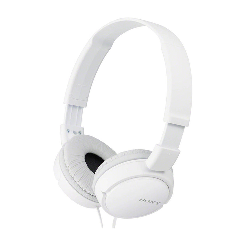 Sony MDR-ZX110 Audífonos On-Ear de Cable | Blanco