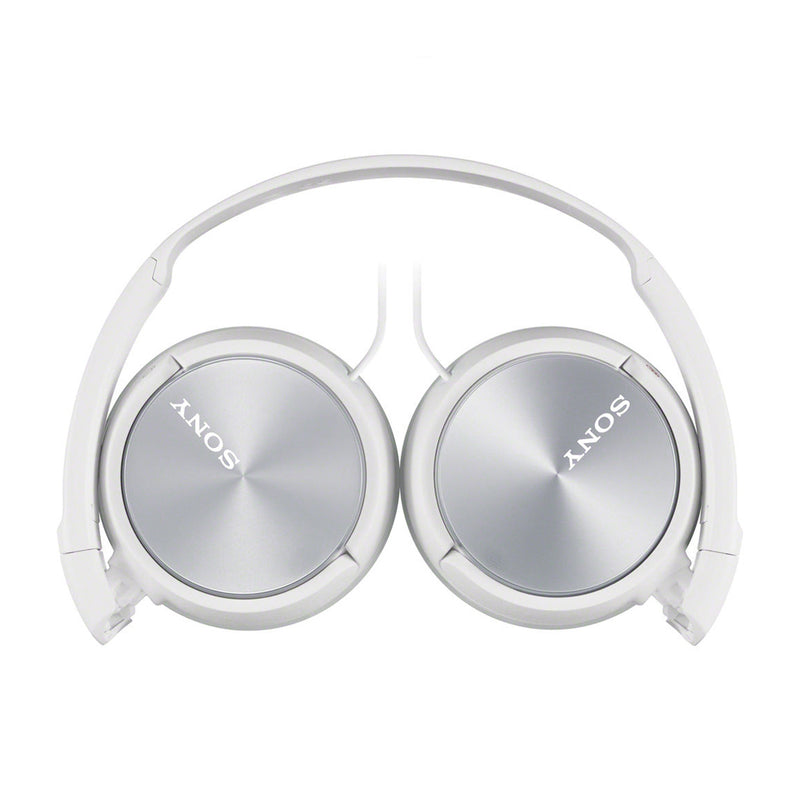 Sony MDR-ZX310 Audífonos On-Ear de Cable | Blanco