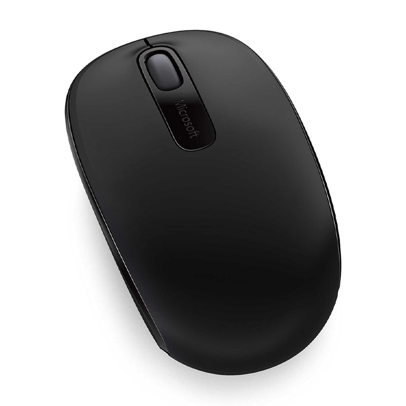 Microsoft 1850 Mouse Inalámbrico | Negro