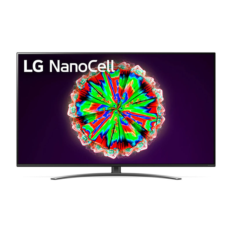 LG 65NANO81 Televisor NanoCell LED Ultra HD 4K Active HDR Smart de 65"