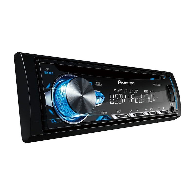 Pioneer Radio para Auto | ARC | MIXTRAX | MP3 | AUX | CD | USB