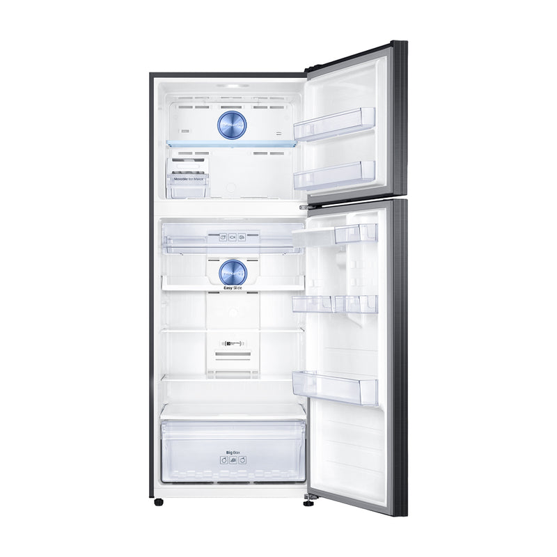 Samsung Refrigeradora Top Freezer Digital Inverter | Dispensador de Agua | 16p3 | Negro