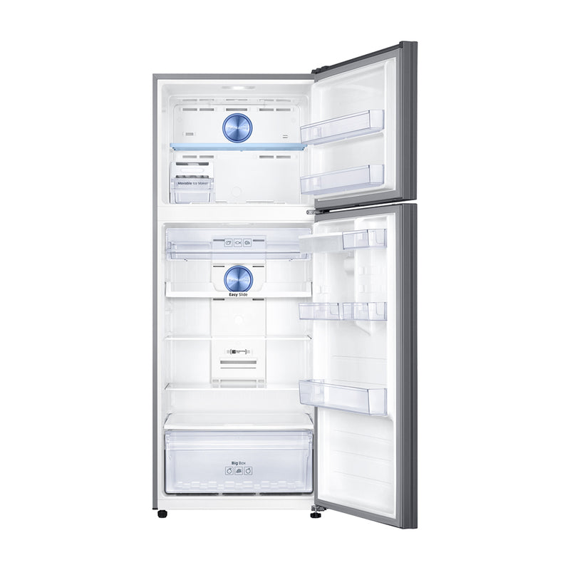 Samsung Refrigeradora Top Freezer Digital Inverter | Dispensador de Agua | 16p3 | Plateado