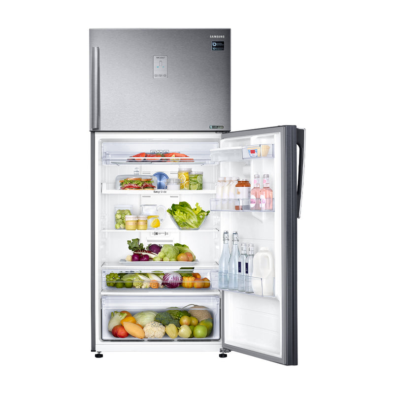 Samsung Refrigeradora Top Freezer Digital Inverter | Dispensador de Agua | 19p3 | Plateado
