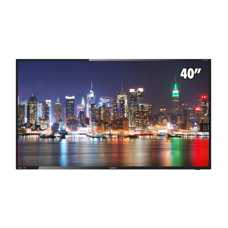 Sankey Televisor LED HD de 40""