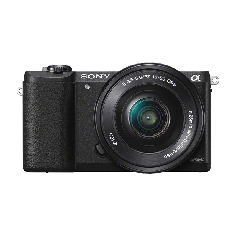 Sony a5100 Alpha Cámara Digital Mirrorless con Lente 16-50mm OSS | ILCE5100L