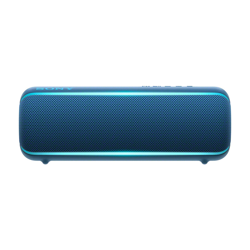 Sony XB22 Bocina Portátil Bluetooth Waterproof | Luces | Azul