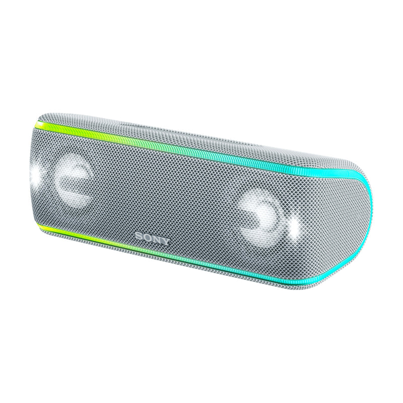 Sony XB41 Bocina Portátil Bluetooth Waterproof | Luces | Blanco