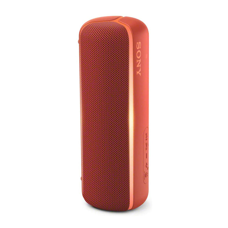 Sony XB22 Bocina Portátil Bluetooth Waterproof | Luces | Rojo
