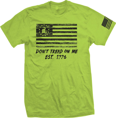 Don't Tread On Me (Green)