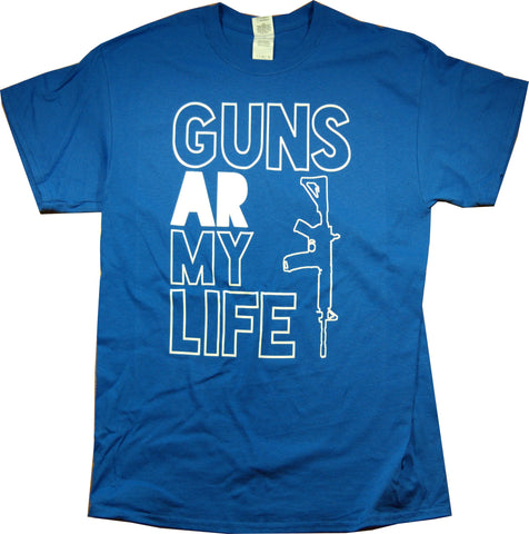 Guns AR My Life