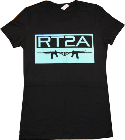 RT2A Blue DoubleGun - Women's