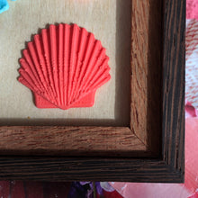 Load image into Gallery viewer, Seashell 3D Stickers - 4 Colors Available