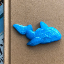 Load image into Gallery viewer, Orca Floatie 3D Stickers - 4 Colors Available