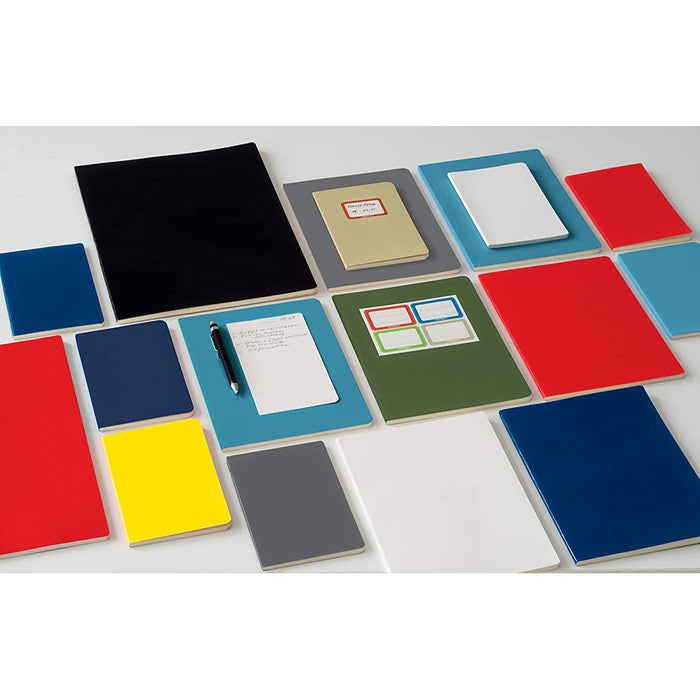 Leuchtturm1917 FLEXCOVER JOTTBOOK - 2 Pack A5 Medium Notebooks - Dotted