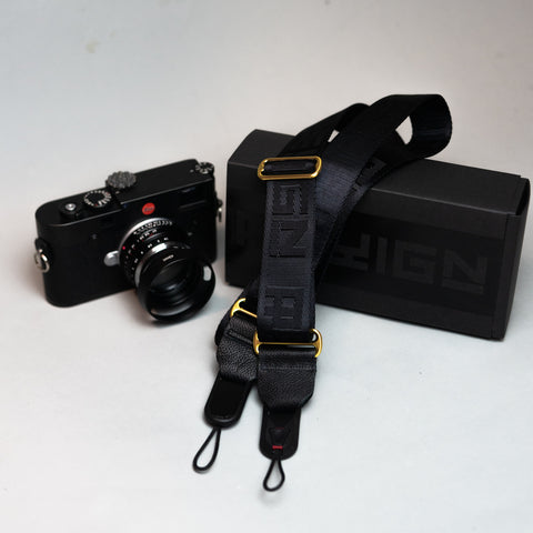 """SHIBUYA"" BELT STRAP V2 - GOLD EDITION"