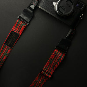 1ST ANNIVERSARY SPECIAL EDITION STRAP RED/GREEN