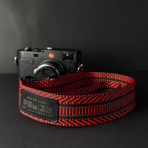 1ST ANNIVERSARY SPECIAL EDITION STRAP RED/BLACK