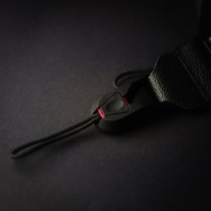 """SHIBUYA"" BELT STRAP V2 - ALL BLACK"