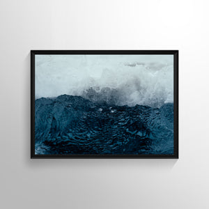 Print - Iceland Wave - reyign