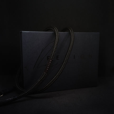 ALL BLACK Rope-Strap - reyign