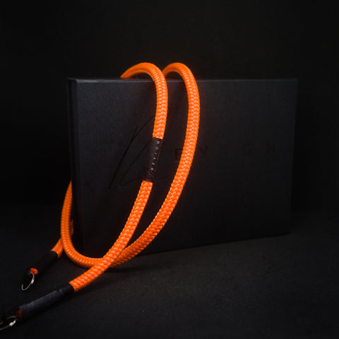 NEON ORANGE Rope-Strap - reyign