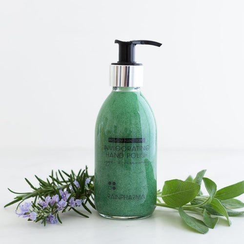 Invigorating Hand Polish Sage & Rosemary 200ml